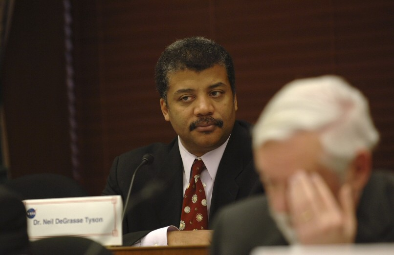 Neil deGrasse Tyson (Foto: NASA/Bill Ingalls/Wikimedia Commons)