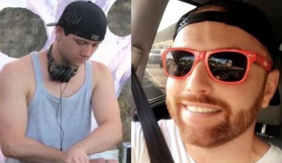 Gustavo Henrique Elias Santos e Walter Delgatti Neto, presos sob acusação de invadir o aplicativo Telegram — Foto: Reprodução/EPTV