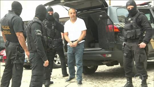 Sérgio Cabral é levado para Complexo Médico Penal em Pinhais