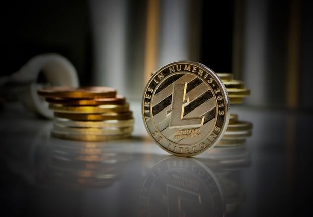 Litecoin ; moeda virtual ;  (Foto: Shutterstock)