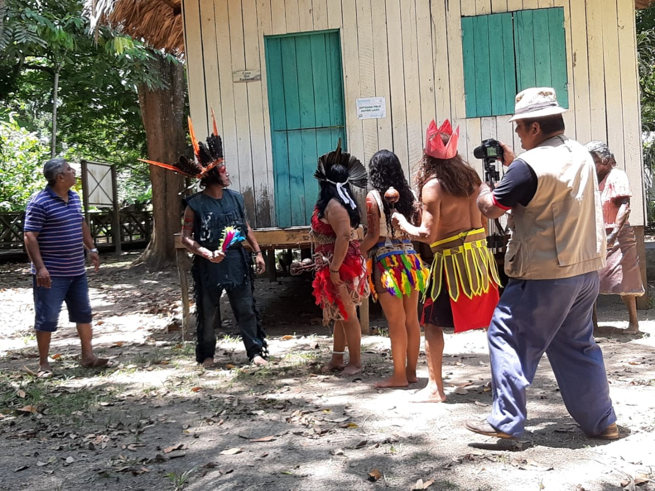 Folclore amapaense é retratado com drama e comédia em curta-metragem independente - Notícias - Plantão Diário