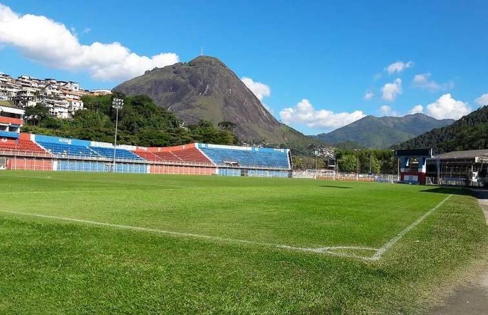 Eduardo Guinle vai receber o Macaé no Carioca — Foto:  Vinicius Gastin