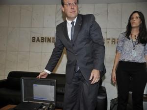 Augusto Rossini diretor Depen (Foto: Valter Campanato/ABr)