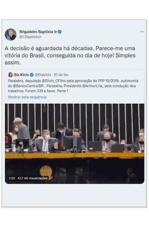 Post do Brigadeiro Batista Jr
