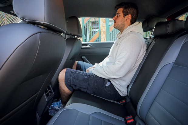 Comparativo Volkswagen Nivus  (Foto: Rafael Munhoz)