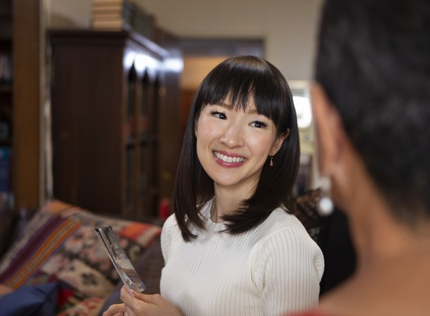 TIDYING UP WITH MARIE KONDO (Foto: Denise Crew/Netflix)