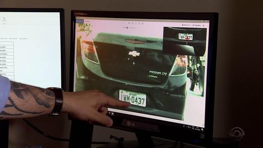 PRF aumenta fiscalização de veículos com placas adulteradas nas estradas do RS