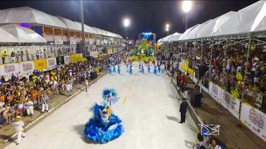 Turma do Quinto é campeã do Carnaval do Maranhão em 2016