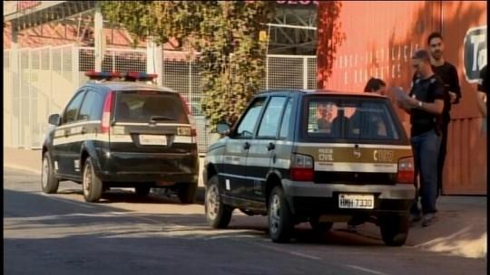 PF realiza operação de combate a crimes de adulteração e receptação de veículos em MG