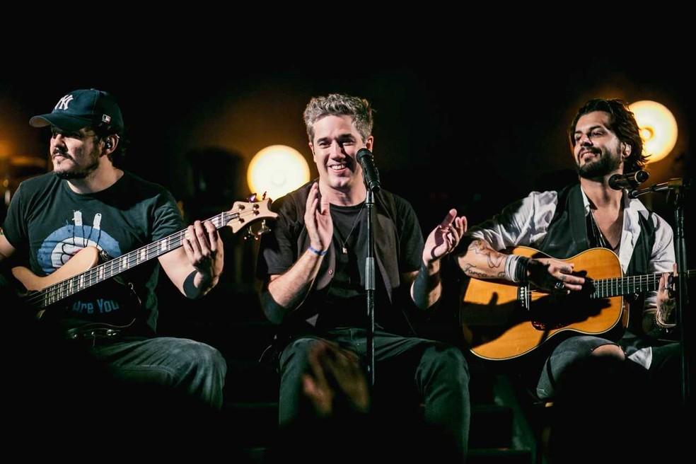 Ingressos já estão à venda para o show da banda Jota Quest. — Foto: Caio Graça/Divulgação