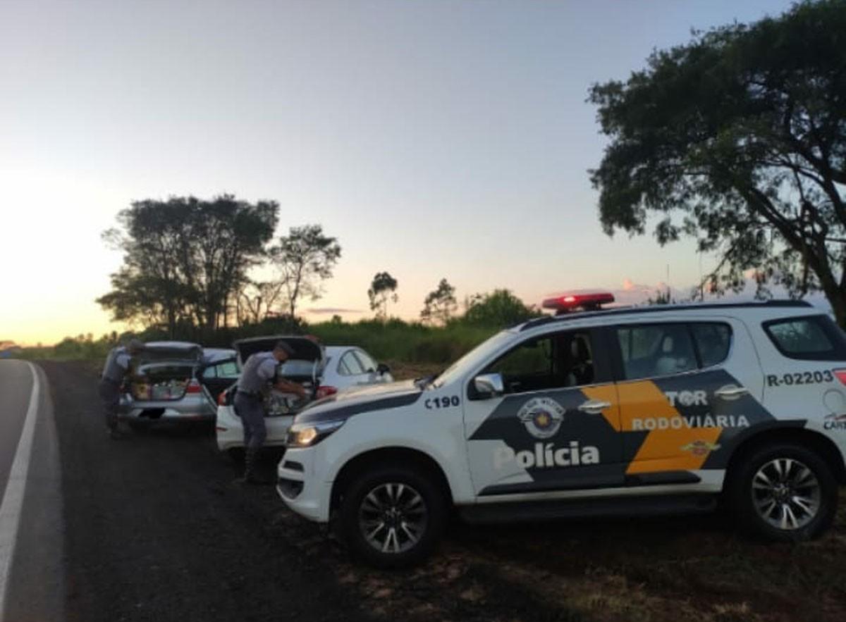 Fiscalização apreende mais de 20 mil mercadorias do Paraguai sem notas fiscais em Irapuru