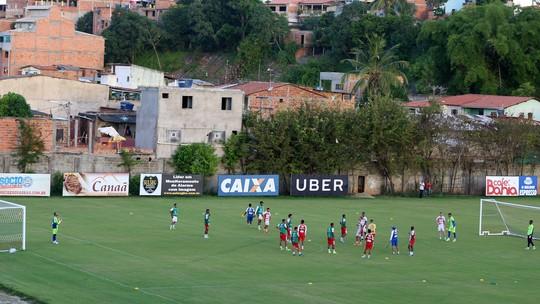 Foto: (Felipe Oliveira / Divulgação / E. C. Bahia)