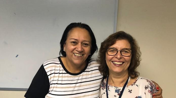 Resultado de imagem para fotos da Secretaria do Trabalho, da Habitação e da Assistência Social (Sethas), Iris Oliveira