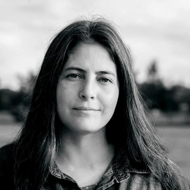 A escritora argentina Selva Almada (Foto: Divulgação)