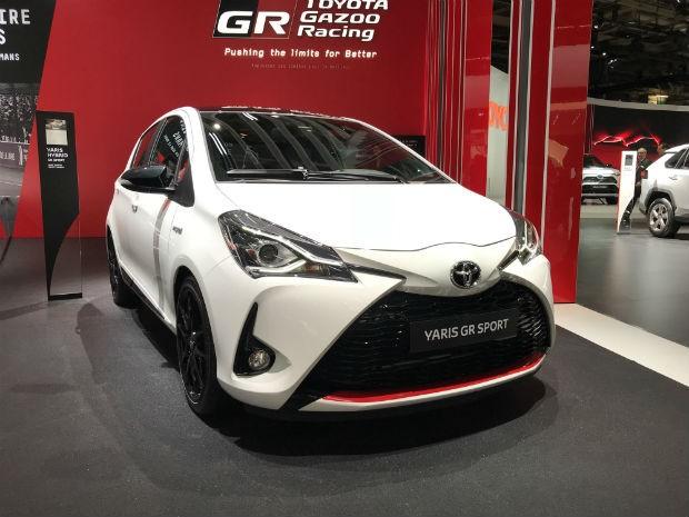Toyota Yaris GR Sport (Foto: Michelle Ferreira/Autoesporte)