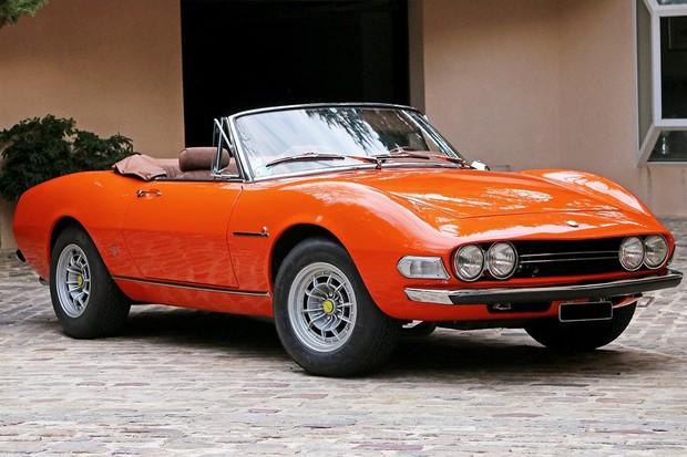 Dino Spider ainda é um dos mais belos da história da Fiat (Foto: Divulgação)