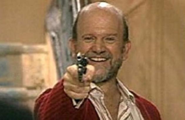 Adalberto (Cecil Thiré) é o grande assassino de 'A próxima vítima' (1995) (Foto: Reprodução da internet)