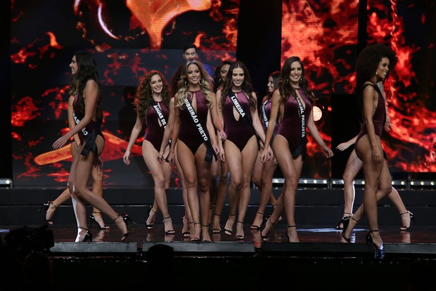 Miss São Paulo 2017 (Foto: Cláudio Augusto/Brazil News)