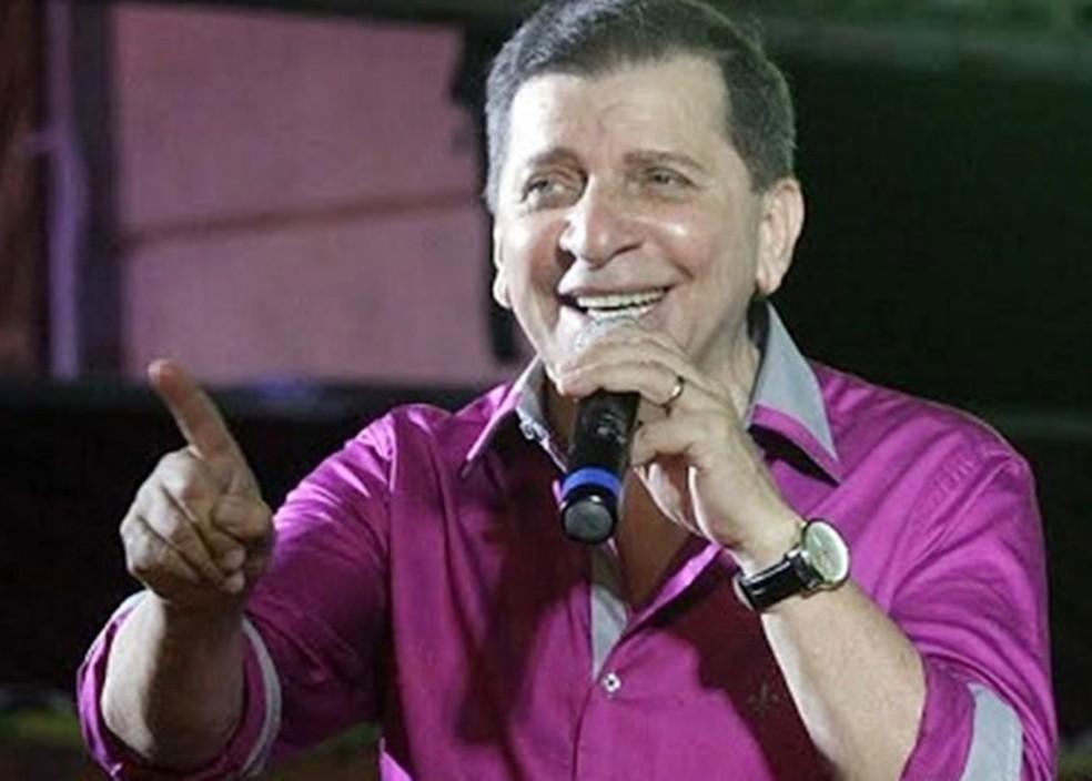 Vereador Luiz Almir  (Foto: Canindé Soares)