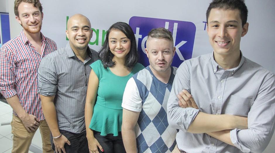 Learntalk (Foto: Expat Philippines)