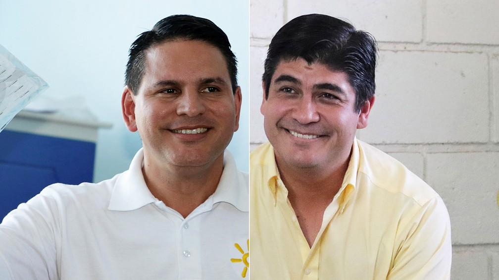 Pastor evangélico lidera eleição na Costa Rica e vai ao 2º turno