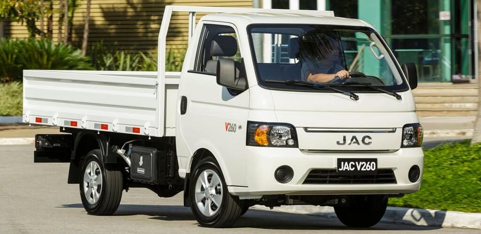 Jac V260 (Foto: Divulgação)