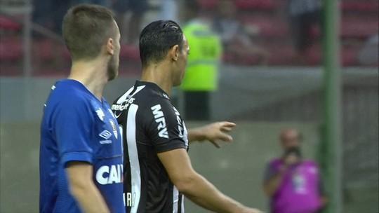 Melhores momentos: Atlético-MG 1 x 0 Cruzeiro pela 6ª rodada do Brasileirão 2018
