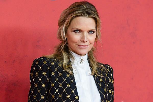 A atriz Michelle Pfeiffer (Foto: Getty Images)