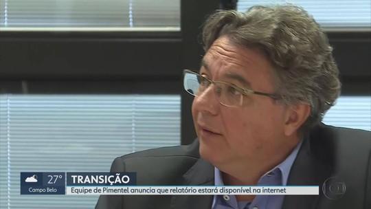 Governo Pimentel entrega relatório sobre situação de Minas à equipe de transição