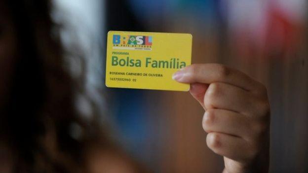 'É importante acelerar os gastos com o Bolsa Família para acelerar a redução da pobreza', disse a OCDE (Foto: Agência Senado via BBC News Brasil)