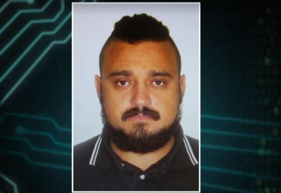 Danilo Cristiano Marques — Foto: Reprodução/TV Globo