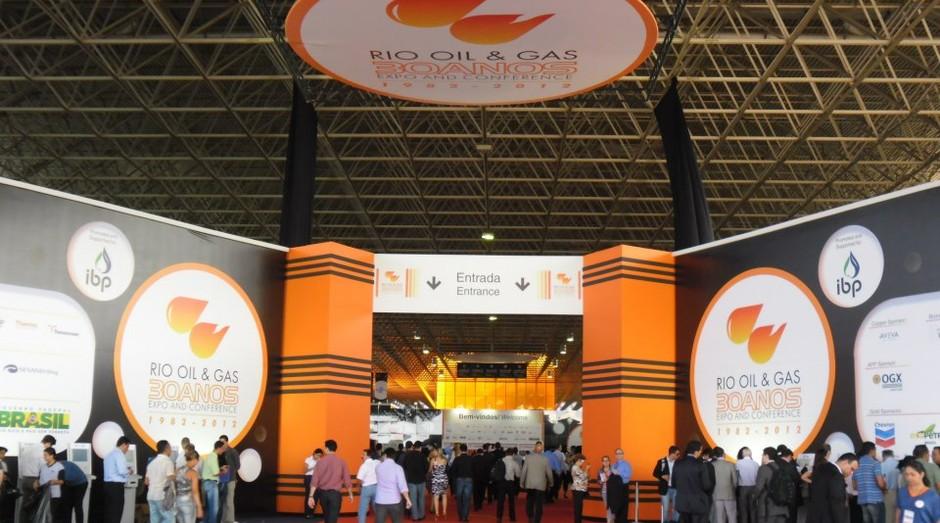 Feira Rio Oil & Gas 2018: evento teve rodada de negócios para pequenos  (Foto: Divulgação)