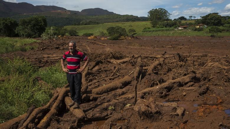 Brumadinho , MG. 27/01/2019. Tragédia em Brumadinho. ( Foto: Lalo de Almeida ) (Foto: Lalo de Almeida/Ed.Globo)