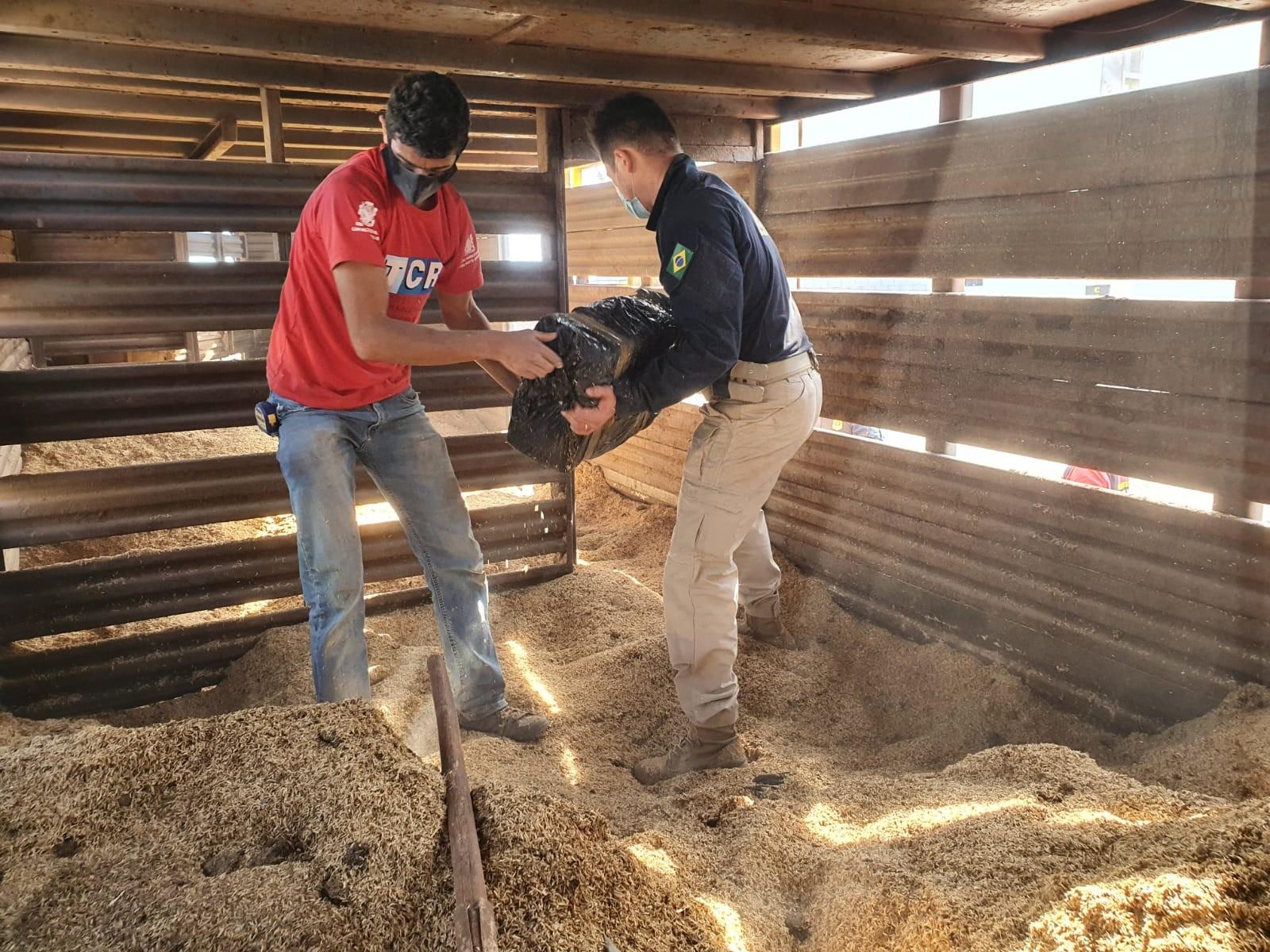 Homem é preso com cerca de três toneladas de maconha em Cambé