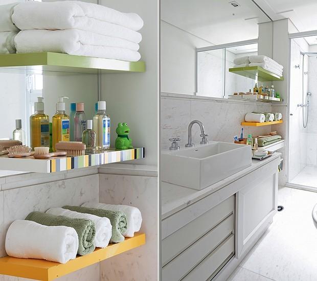 decoração-de-banheiro-lavabo (Foto: Maíra Acayaba/Editora Globo)