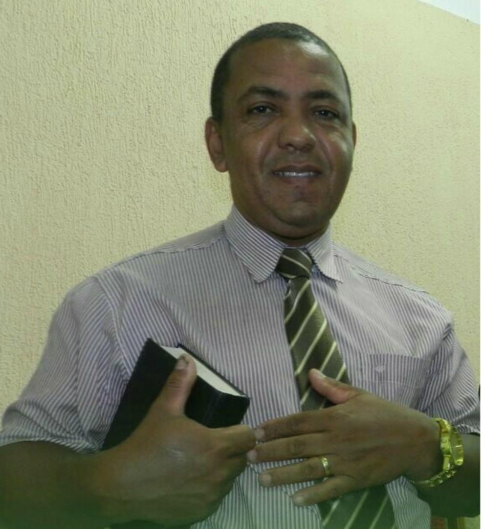 Pastor foi morto a tiros em Caçapava (Foto: Reprodução/Facebook)
