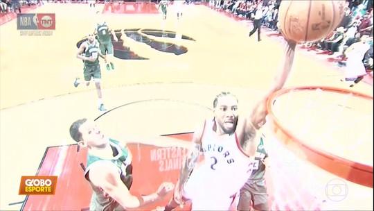 Toronto derrota Milwaukee na NBA e diminui a série