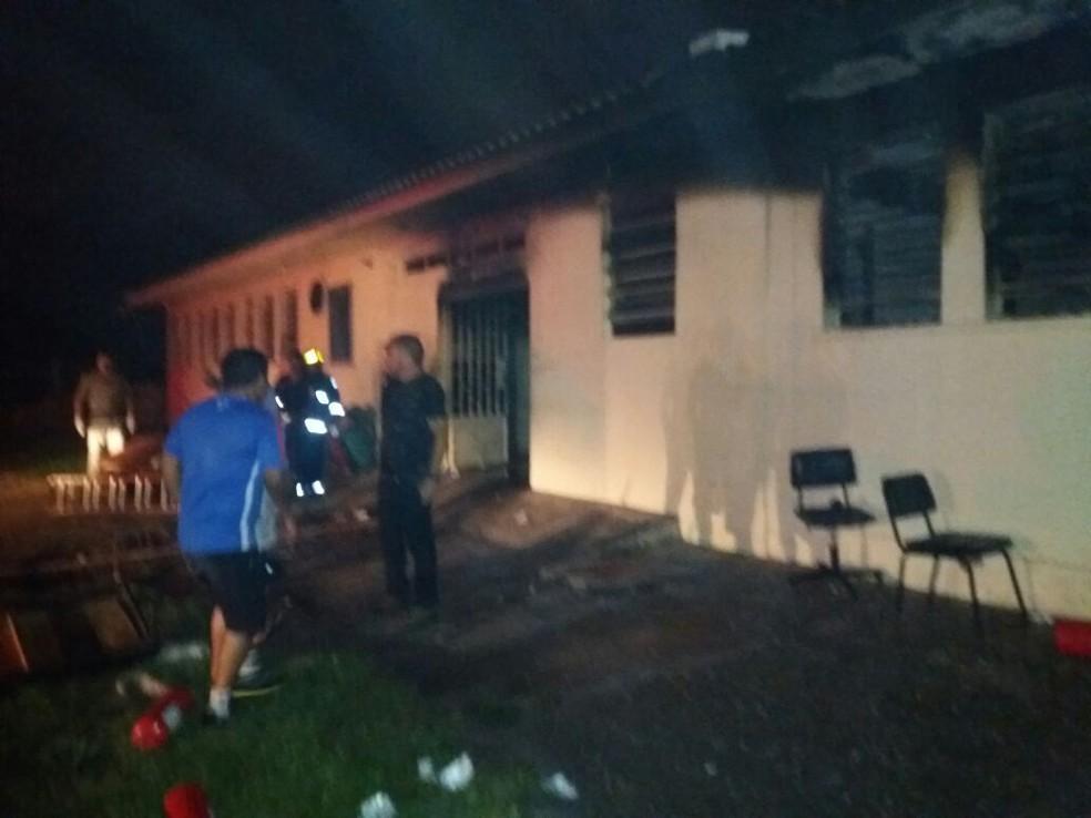 Causas do incêndio na penitenciária de Rio Grande ainda são apuradas (Foto: Susepe/Divulgação)