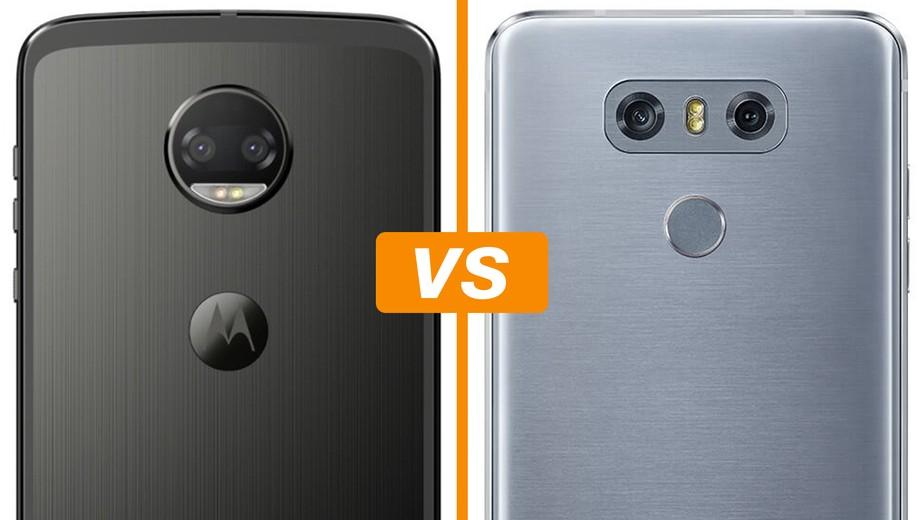 f076d9d3be ... Moto Z2 Force vs LG G6  veja o comparativo de celulares com câmera dupla