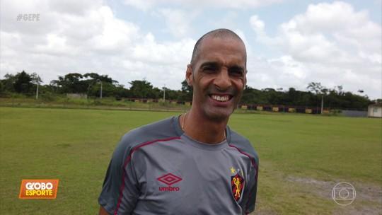Ex-zagueiro, César Lucena assume equipe Sub-20 do Sport e empilha vitórias