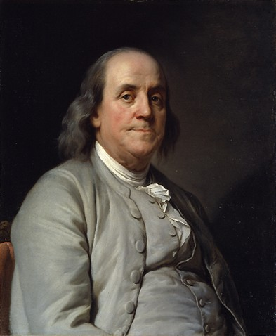 benjamin franklin (Foto: Wikimedia Commons)