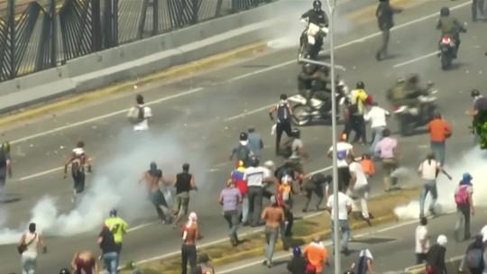 GloboNews Internacional analisa a crise na Venezuela