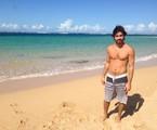 Felipe Abib no Havaí | Divulgação