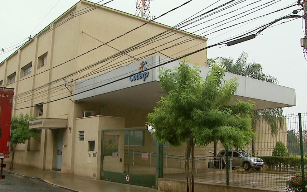 Sede da Companhia de Desenvolvimento de Ribeirão Preto — Foto: Reprodução/EPTV/Arquivo