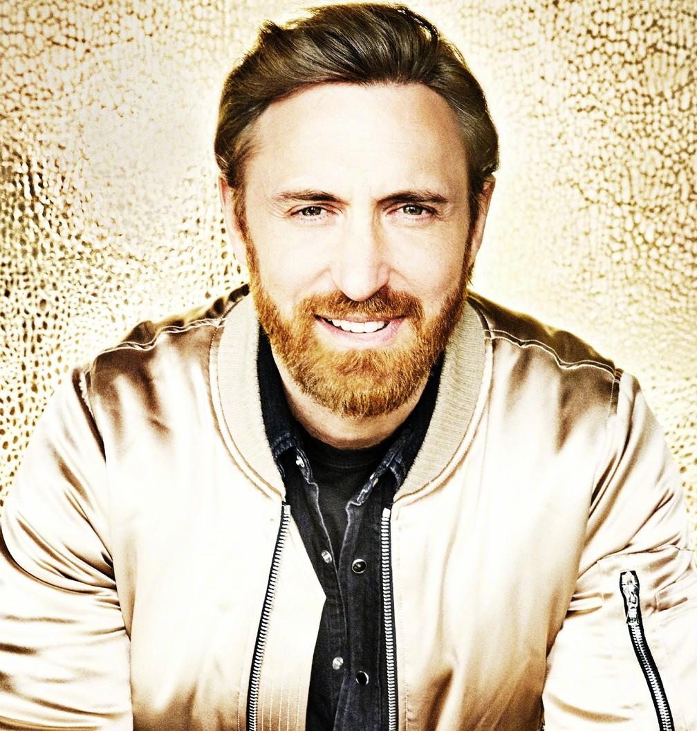 David Guetta — Foto: Ellen Von Unwerth/Divulgação
