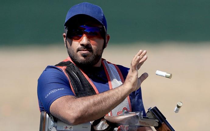 Khaled Alkaabi dos Emirados Árabes Unidos  (Foto: Sam Greenwood/Getty Images))