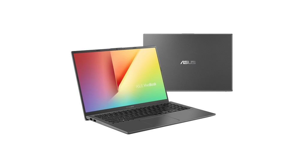 Asus VivoBook 15 oferece display de 15,6 polegadas e sistema Endless OS — Foto: Divulgação/Asus