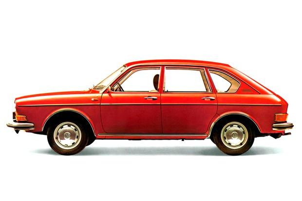 Volkswagen 411 (Foto: MIAU Museu da Imprensa Automotiva)