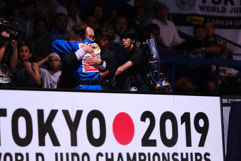 Rafaela Silva vence francesa e é bronze no Mundial de Judô — Foto: Roberto Castro / rededoesporte.gov.br