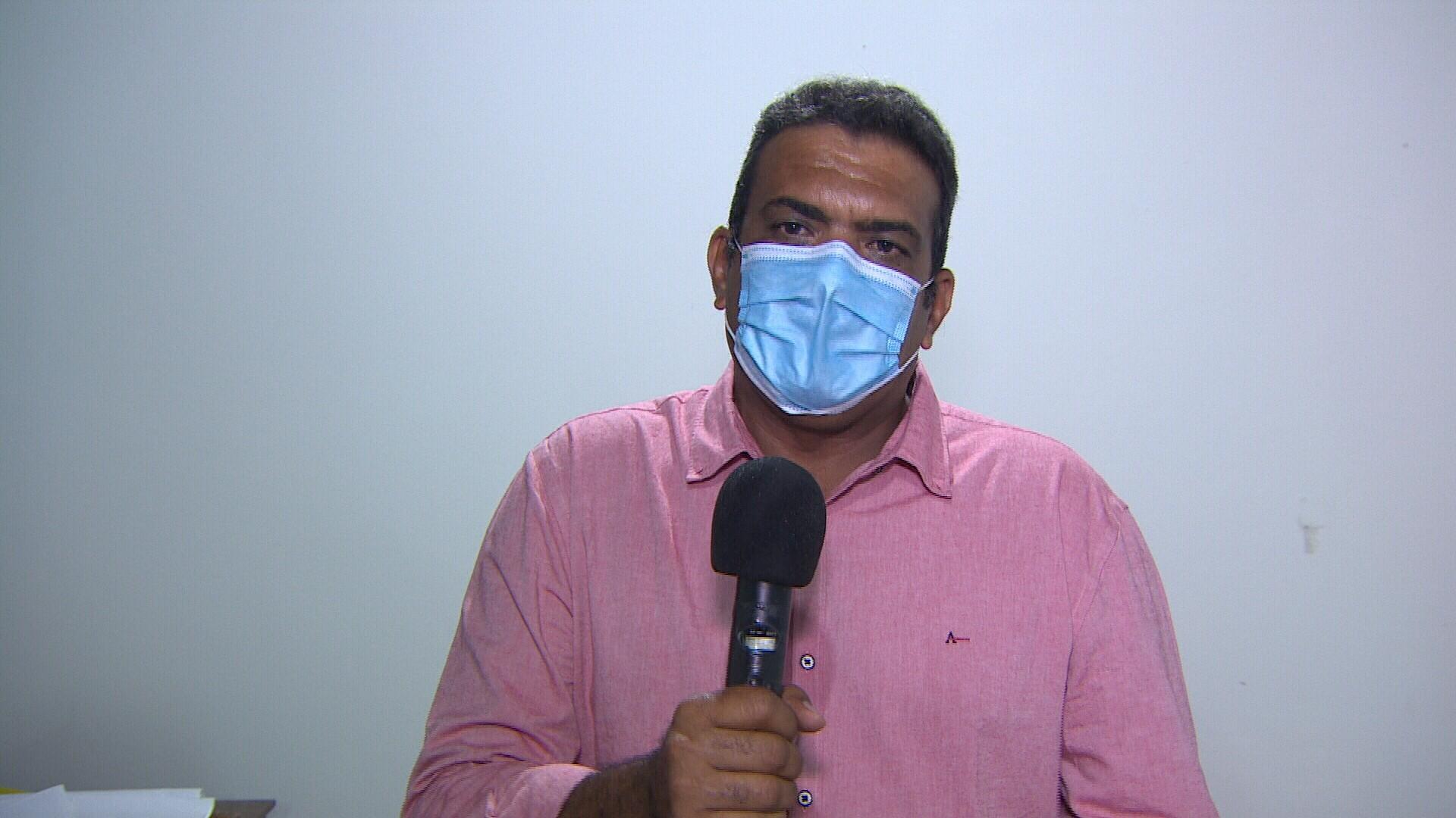 Candidato a prefeito de Porto Velho, Pimenta de Rondônia testa positivo para Covid-19